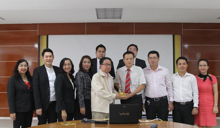 Cơ hội học tập tại trường ĐH Công nghệ RMUTR (Thái Lan) dành cho Sinh viên HUTECH