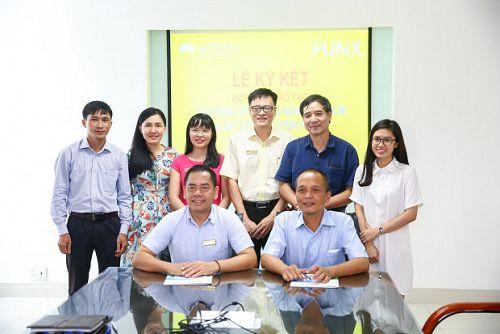 HUTECH và FUNiX ký kết hợp tác đào tạo từ xa ngành Công nghệ thông tin