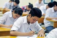 Bộ Giáo dục công bố quy định thi THPT quốc gia 2016