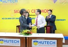 HUTECH và Đại học Bangkok (Thái Lan) cùng ký kết ghi nhớ hợp tác