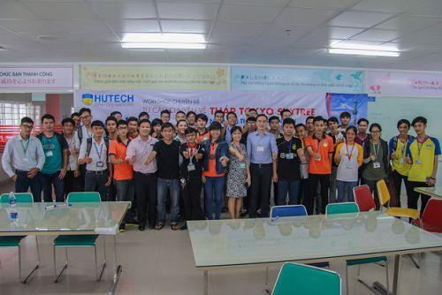 Thú vị Workshop khơi gợi cảm hứng nghiên cứu của sinh viên Xây dựng