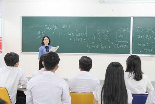 HUTECH tuyển sinh các khóa đào tạo tiếng Nhật ngắn hạn